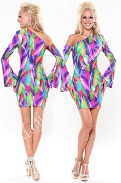 """Atria 7065 Who """"likes"""" this?  You can probably wear this to a #club in NYC or LA.  Or if you need to dress up like someone from the 60's (I kinda like it! :)"""