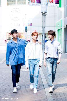 Mingyu, Joshua &The8