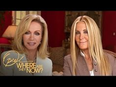 Joan Van Ark and Donna Mills Discuss Plastic Surgery Joan Van Ark, Donna Mills, Knots Landing, Oprah Winfrey Network, Plastic Surgery, Tutorials, Hollywood, Youtube