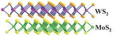 Stacking Two-Dimensional Materials May Lower Cost of Semiconductor Devices