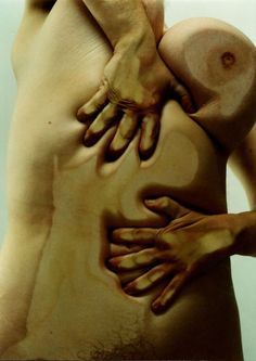 by Jenny Saville & Glen Luchford / Closed Contact
