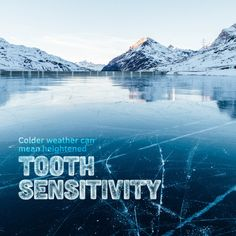 DO YOU EXPERIENCE tooth sensitivity? Here's some tips.