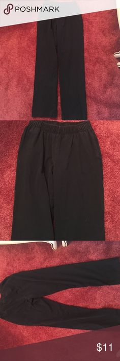 Women's elastic waist pants (sport) 50% OFF! When sold- will be washed and ironed for your convenience! Karen Scott Pants