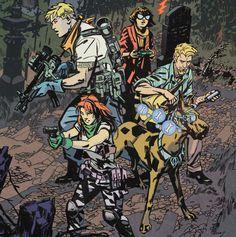 Scooby Apocalypse, ¿Ahora los monstruos son reales? - Scooby Apocalypse es otra de las reinvenciones que DC está sacando de los clásicos de Hannah Barbera. Pero a diferencia de los otros títulos, esta serie se separa bastante del material original. Si lees a Scooby Doo con expectativas nostalgicas de revivir la historia de tu infancia, te vas a llevar una sorpresa… ¿Qué ocurrió […]