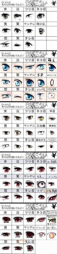 drawing eyes via keepin9
