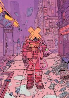 By Josan Gonzalez