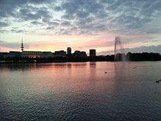 Hamburg, Alster
