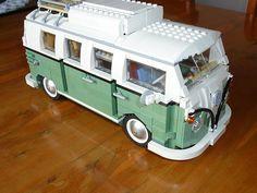 LEGO T1 Camper sand-green