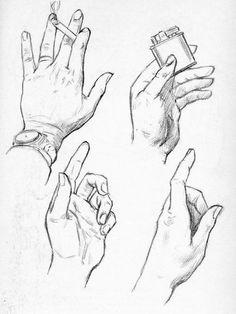 tavola 85. disegna la tua mano