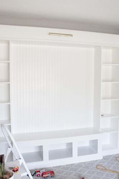 Office Makeover Part 2 | IKEA Hack Built-in Billy Bookcases