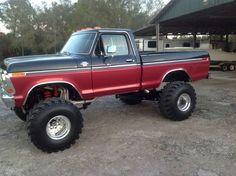 A Brief History Of Ford Trucks – Best Worst Car Insurance 1979 Ford Truck, Ford Pickup Trucks, 4x4 Trucks, Diesel Trucks, Custom Trucks, Lifted Trucks, Cool Trucks, Chevy Trucks, Ford 4x4