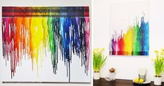 Eight easy and unusual ways tocreate anabstract painting