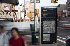 NYC Wayfinding - Michael Bierut