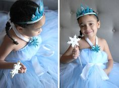 Frozen Tutu Dress by Atutudes by atutudes on Etsy, $59.95