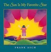 Chalk Talk: A Kindergarten Blog: The Sun is My Favorite Star