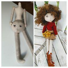 doll, lalka, rękodzieło, handmade Objects, Teddy Bear, Christmas Ornaments, Toys, Holiday Decor, Home Decor, Dioramas, Activity Toys, Decoration Home