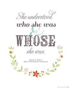 God's daughter :)