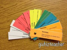 Higher Order Thinking Skills reading questions for fiction and nonfiction
