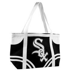 Chicago White Sox MLB Canvas Tailgate Tote xyz