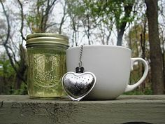 Canning Mint Syrup and Mint Tea