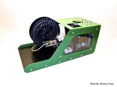 Filabot Reclaimer: 3D-Druck-Material aus Plastikmüll selbst herstellen