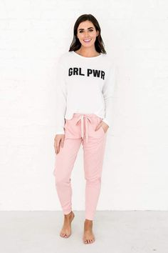 bc1cb09b1 Everyday ShopRachel Parcell Girl Power Sweatshirt  #Parcell#ShopRachel#Everyday Vintage Fashion Photography,