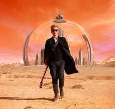 New Doctor Who 'Hell Bent' Promotional Images Released