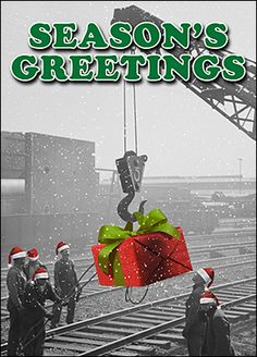 Customize Laborers Holiday Cards Online Ziti