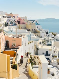 new blog post about Santorini is up on www.mayaklyam.com/blog!
