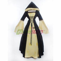 Women's Medieval Victorian Ball Gowns Fancy Dress Costume Custom made tailored #Cosplayitem #Dress