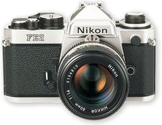 Nikon FE2, 1983 Stolen out of my home. 1991.