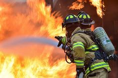 Michigan is one of the top five states with the most civilian fire deaths. In honor of Fire Prevention Week, be prepared with this advice from the Mount Pleasant Fire Department. What Is Character, Fire Safety Training, Fire Prevention Week, Carports, Rural Area, Fire Extinguisher, Plans, Rotterdam, Angels