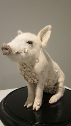bejewelled taxidermy - julia deville