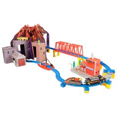 """Tomica Hypercity Rescue Hyper Rescue Volcano - TOMY - Toys """"R"""" Us"""