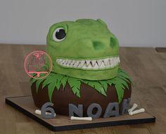 Gâteau T-Rex