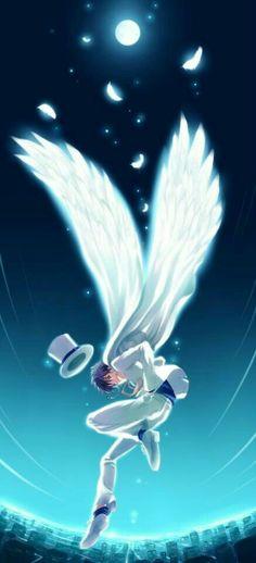 Browse kaito kid Conan collected by Nora Karayel and make your own Anime album. Vocaloid Kaito, Kaito Shion, Kaito Kuroba, Kaito Kid, Mikuo, Manga Anime, Dc Anime, Anime Art, Magic Kaito