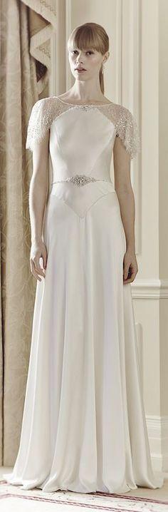 Jenny Packham Bridal Collection 2014 - Nanette