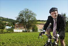 Branimir Blajić, General Manager der LifeClass Therme Sveti Martin und des ersten Adria Bike Resorts in Kroatien.