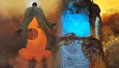 Zdzisław Beksiński continues to bewitch the world with his hauntingly mesmerizing paintings. Surrealist heritage in his works can be recognized through abstractionism, mysticism, and the exploration of subconscious metaphors.