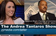 Black Leader Blasts Barack Obama As Inept, Socialist President -- On Monday, a prominent member of the African American community blasted President Barack Obama's performance in the White House. The president of the National Black Chamber of Commerce, Harry C. Alford, appeared on the conservative radio program Andrea Tantaros Show and criticized Obama's poor handling of the U.S. economy. [...] [03-05-13]