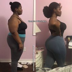 Manuella lost 60 pounds | Black Weight Loss Success