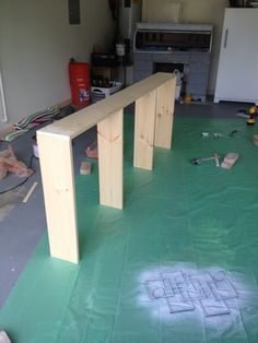 I teach in a school district that has several week-long breaks throughout the year. These are really helpful for getting t… Narrow Sofa Table, Long Sofa Table, Diy Sofa Table, Diy Couch, Behind Couch Table Diy, Table For Small Space, Diy House Projects, Decorating Small Spaces, Creative Home