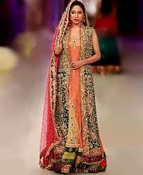 Image result for wedding dresses pakistani