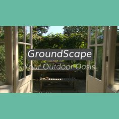 GroundScape Solutions Designs & Installs Custom Outdoor Living Spaces. Outdoor Kitchens, Outdoor Spaces, Outdoor Living, Landscaping Company, Living Spaces, Landscape, Summer, Design, Outdoor Living Spaces