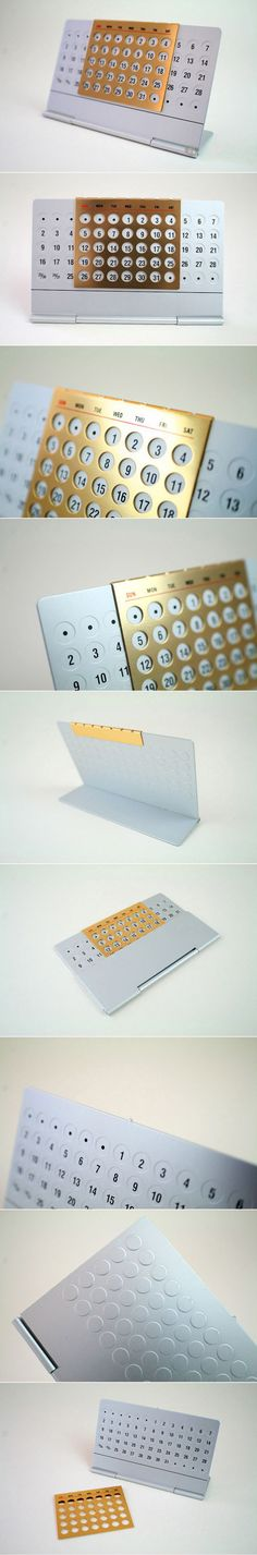 Cool calendar :) pic only