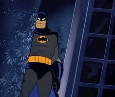 Batman thumbs up GIF