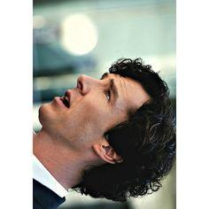 Benedict Cumberbatch Ben {addict} ❤ liked on Polyvore featuring sherlock and benedict cumberbatch