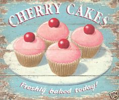 Another Cupcake poster by Martin Wiscombe