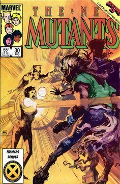 SAM-COMICS: Os Novos Mutantes V1 30