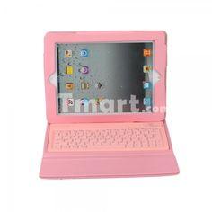 pink iPad case/keyboard!